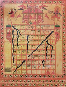 Snakes and ladders of Medieval India