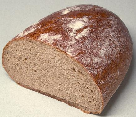 russian black bread made from rye the main difficulty is